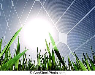 energia, pojęcie, słoneczny