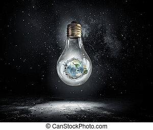energia, pojęcie, zbawczy