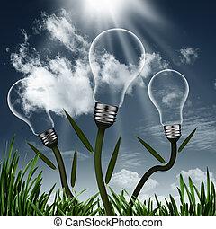 energia, tła, twój, projektować, alternatywa, abstrakcyjny
