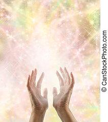energia, wykrywanie, magiczny