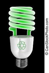 energia, zielony, ciułacz