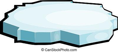 eps10, ice., ilustracja
