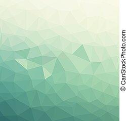 eps10, próbka, abstrakcyjny, -, wektor, tło, triangle