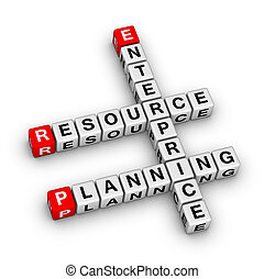 (erp), planowanie, ratunek, przedsięwzięcie