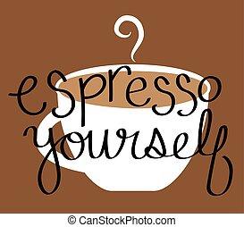espresso, się