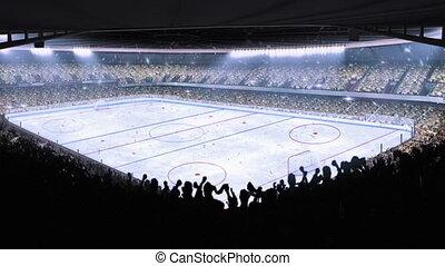 event., stadium., hokej, lekkoatletyka