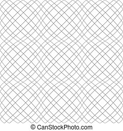 falisty, wypukły, texture., kwestia, seamless, pattern., 3d