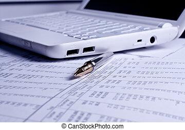 finanse, analiza, wykresy