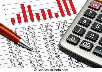 finanse, statystyczny