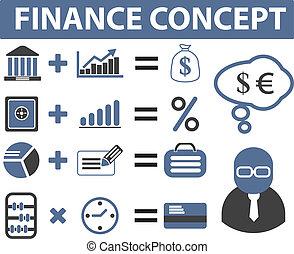 finanse, znaki