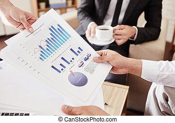 finansowy, dane
