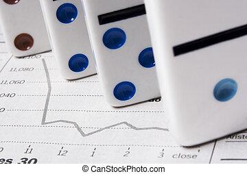 finansowy, twój, nie, gra, przyszłość