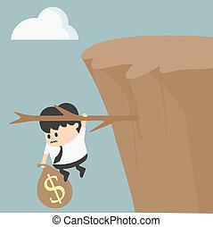 finansowy, urwisko