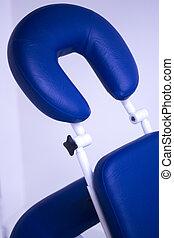 fizjoterapia, terapia, krzesło, fizyczny