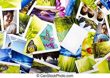 fotografia, zbiór