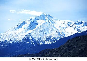 góry, górny