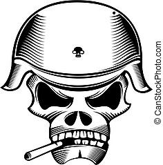 głowa, czaszka