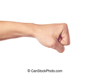 gesturing, ręka
