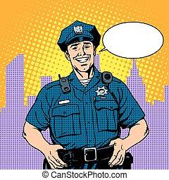 gliniarz, dobry, policja