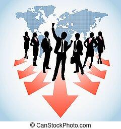 globalny, ludzkie zasoby