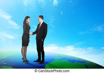 globalny, pojęcie, porozumienie
