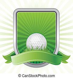 golf, zaprojektujcie element
