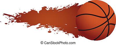 gorący, koszykówka