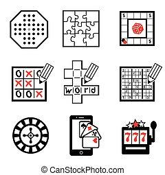 gra, 2, część, ikony