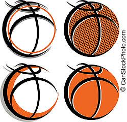 graficzny, koszykówka