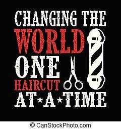 graficzny, zacytować, towary, fryzjer, gadka, najlepszy