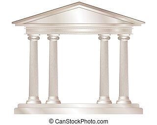 grek, świątynia