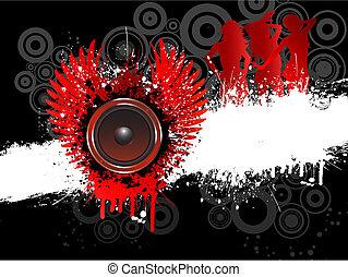 grunge, muzyka