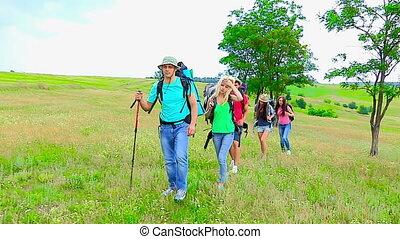 grupa, travel., ludzie