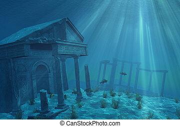 gruzy, undersea