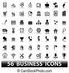 handlowe ikony