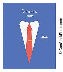 handlowe pojęcie, lider, ilustracja