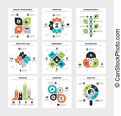 handlowy, infographics