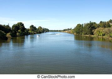 hawkesbury, rzeka