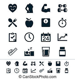 healthcare, ikony