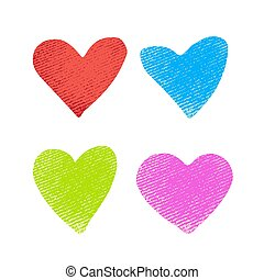 hearts-01, struktura