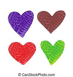 hearts-03, struktura