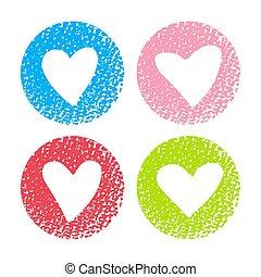 hearts-12, struktura