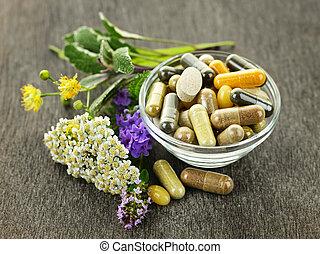 herbal medycyna, zioła