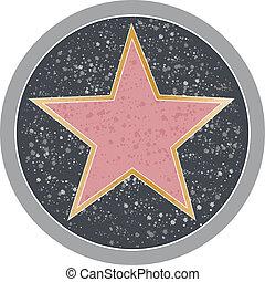 hollywood, gwiazda