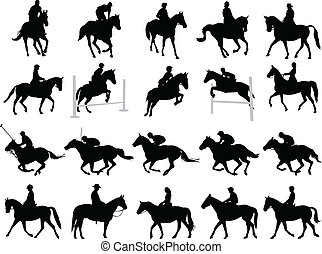 horsemen, sylwetka