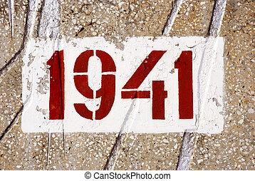 ii, data, początek, wojna, świat
