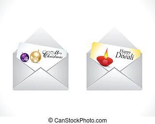 ikona, abstrakcyjny, celebrowanie, poczta