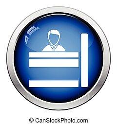 ikona, bankowiec