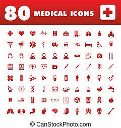 ikony, 80, medyczny