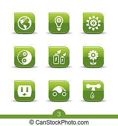 ikony, ekologia, no.3..smooth, seria